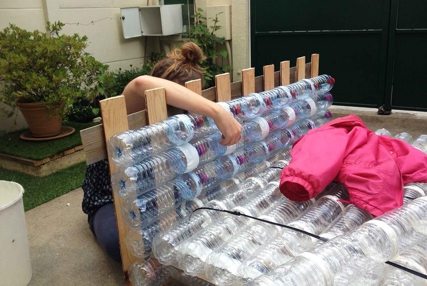 Que deviennent les bouteilles en plastique ?
