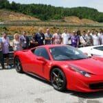 Marseille : une Ferrari à louer sans carte bancaire ni caution