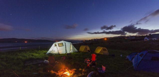 Le camping nous réserve encore bien des surprises