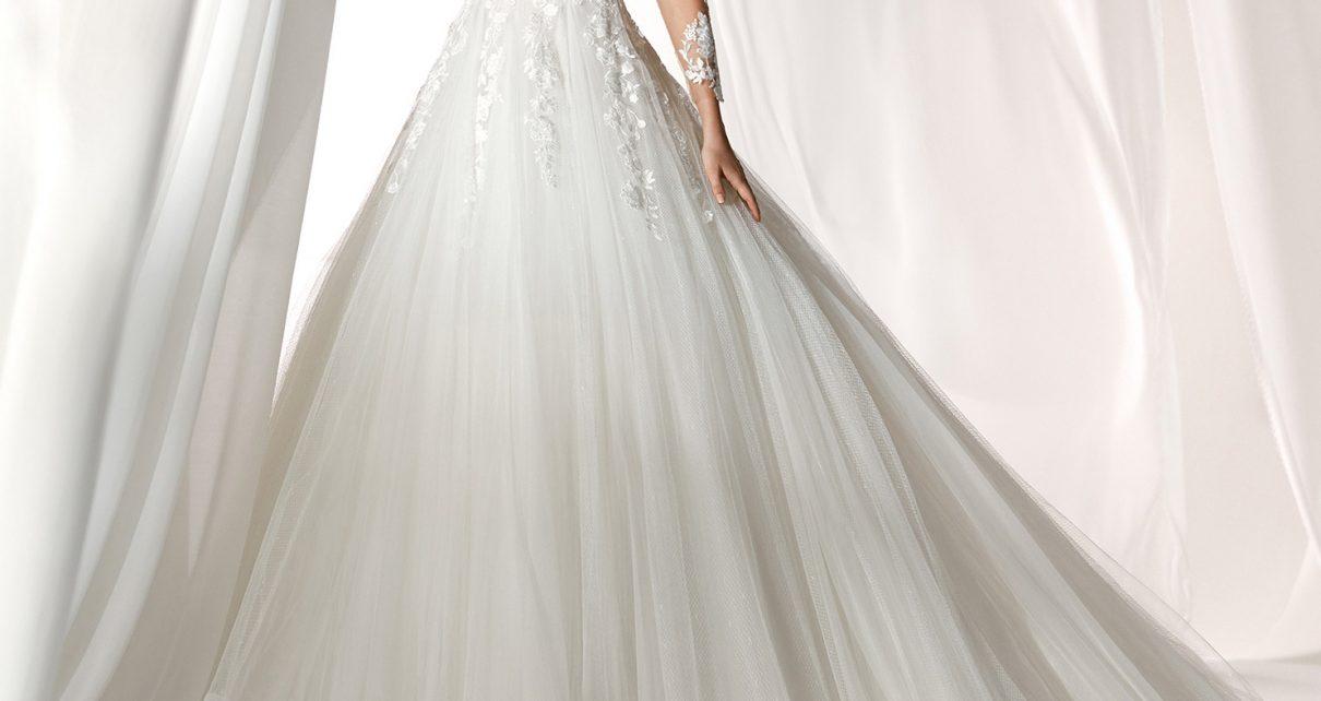 Robe de mariée pour les noces