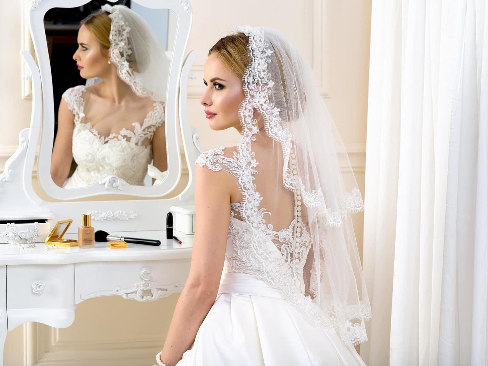 Accessoires de robe de mariage