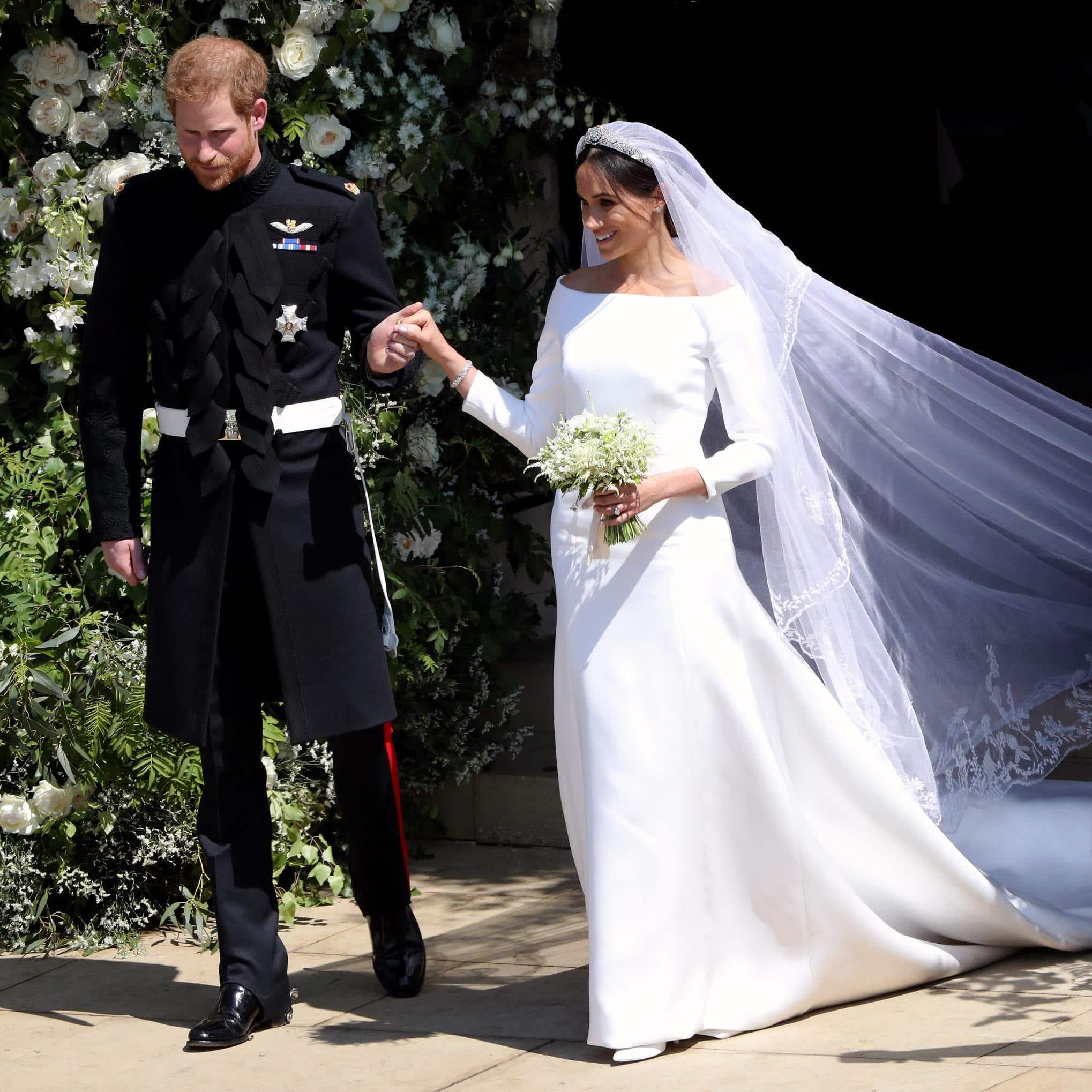 Mariage de la famille royale d'Angleterre