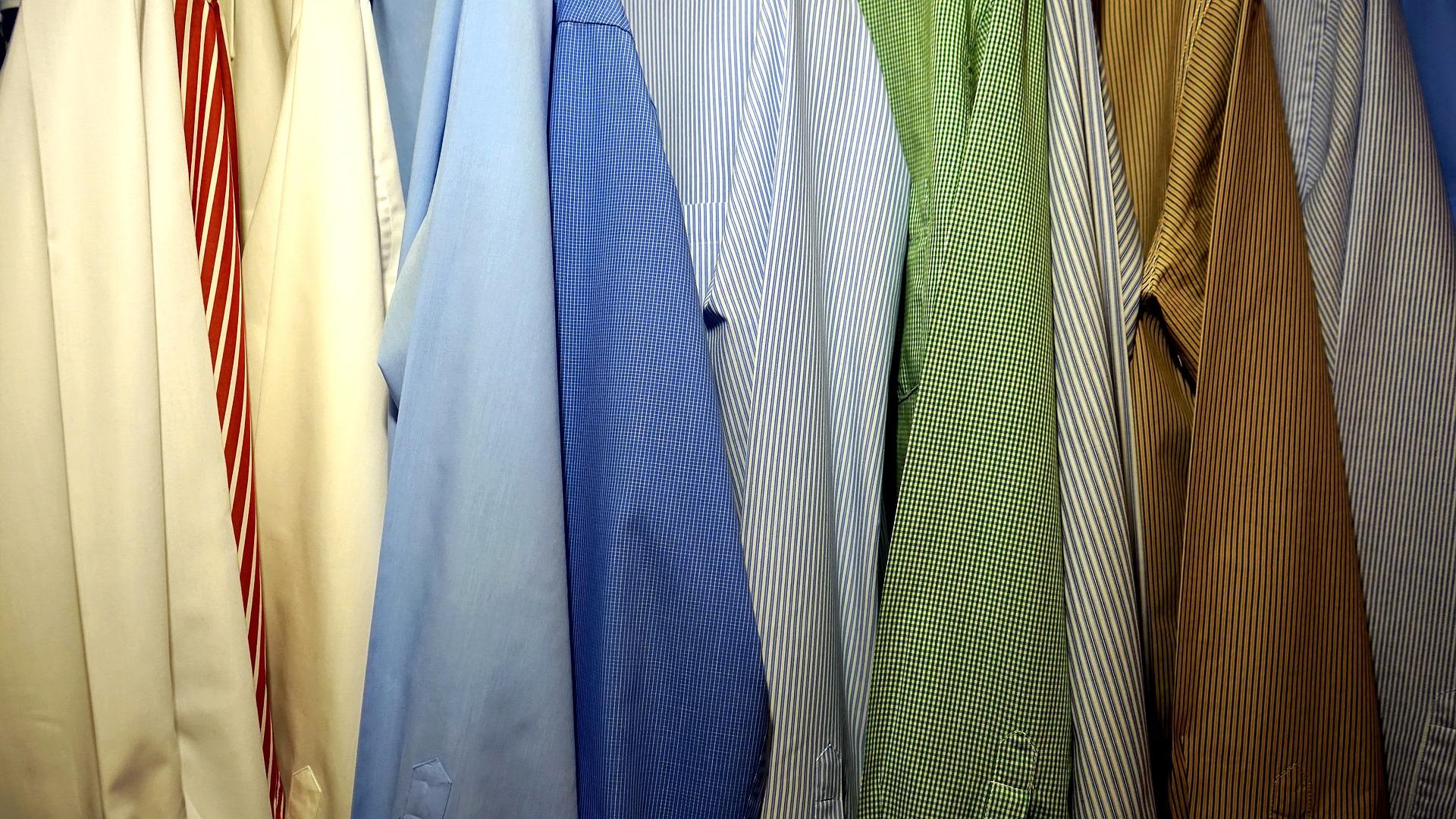 Dressing sur mesure pour le rangement optimum des vêtements