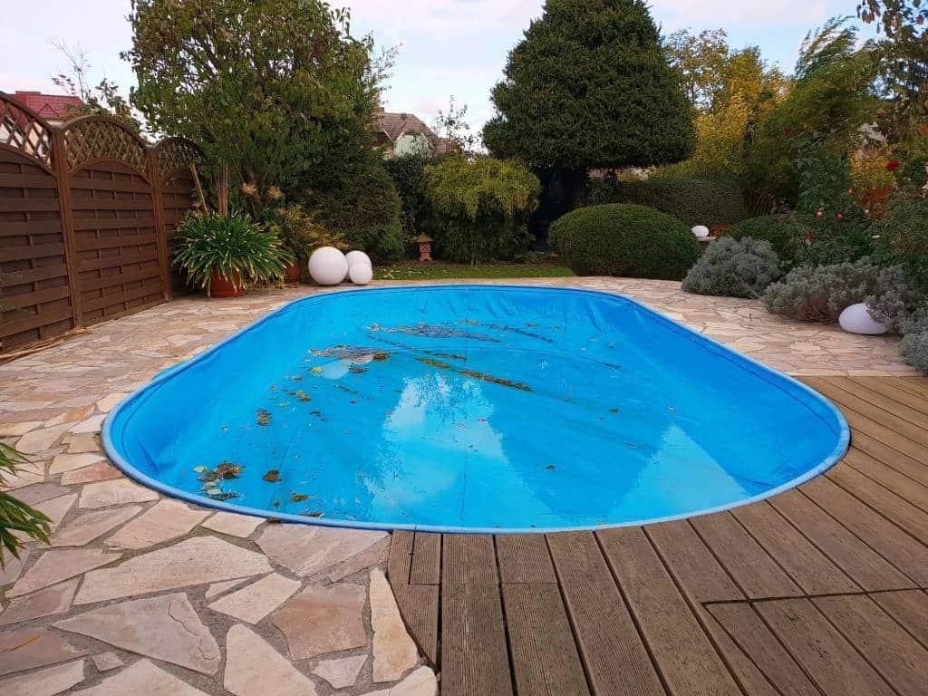 entretien piscine hivernage