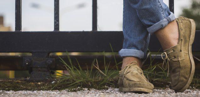 La mode mixte des chaussures bateau